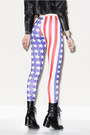 American-flag-leggings