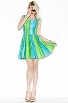 Ombre Vintage Dresses