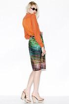 Color Splash Vintage Skirts