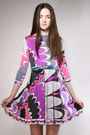 Silk-emilio-pucci-dress