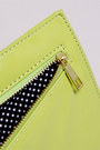 Neon-clutch-thrifted-modern-bag