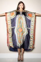 dashiki vintage dress
