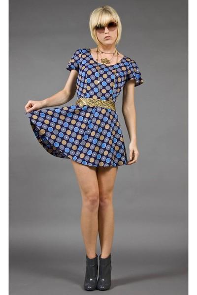 """60s Mod Dresses   """"MOD"""" by TheWonderShop   Chictopia"""