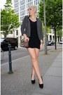 Dark-brown-louis-vuitton-bag-black-buffalo-heels