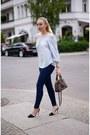 Light-blue-blouse-h-m-top