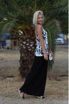 Aldo bag - New Yorker skirt - Tally Weijl top - Graceland sandals