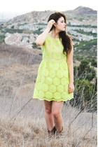 lace dress Forever21 dress