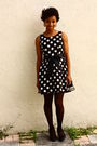 Black-f21-dress-black-nine-west-shoes-black-urban-outfitters-stockings-whi