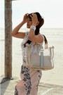 Beige-pomikaki-bag-light-pink-zara-skirt-white-bershka-top