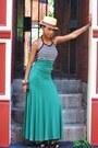 Hats-in-the-belfry-hat-kookai-top-forever21-skirt-seychelles-sandals