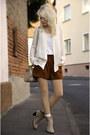 Zara-shoes-primark-shorts-zara-blouse