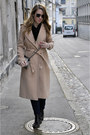 Black-two-way-boots-camel-c-a-coat-navy-salsa-jeans