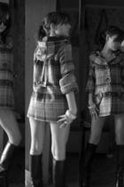 Zara coat - Paolo Conte boots