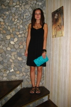 H&M dress - H&M shoes - H&M accessories