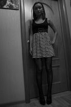 Zara shoes - Adilisk belt - H&M dress