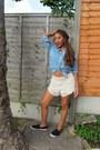 Topshop-shirt-topshop-shorts