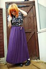 Deep-purple-maxi-skirt-new-look-skirt-black-patent-creepers-new-look-shoes