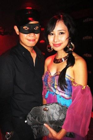 Snake bag bag - No 1 costume singapore top - No 1 costume singapore bodysuit
