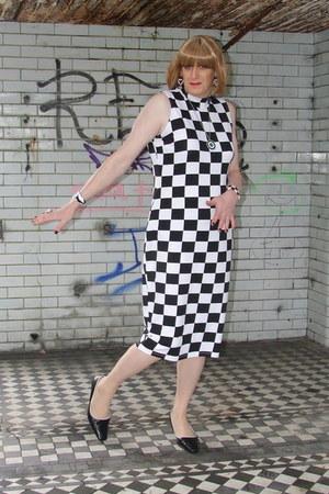 midi dress dress - dress - essence heels