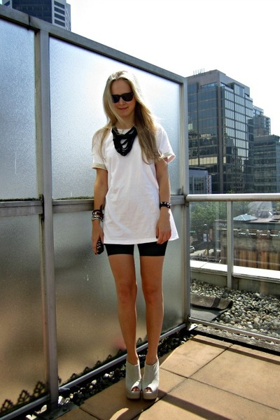 Marc by Marc Jacobs watch - diy JAMES shirt - Olivia Solie bracelet