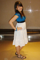 Forever21 t-shirt - skirt - new look shoes