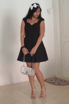 Armani Exchangeni dress - stroberi accessories - christian dior accessories - ch