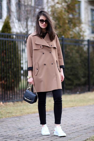 c552bb063403 camel trench coat