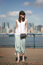 Juicy Couture sunglasses - Sergio Rossi sandals