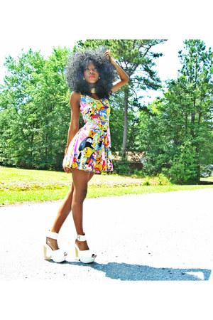 Amni Fashion dress