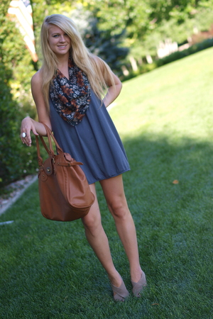 forever 21 purse - Old Navy dress