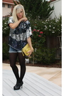 Silver-vintage-from-nasty-gal-top-blue-abercrombie-and-fitch-shorts-black-f