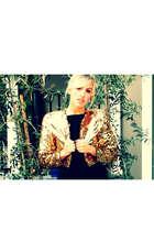 jacket - Zara dress