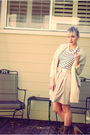 Beige-jcrew-skirt-gray-jcrew-top-gold-vintage-belt-gray-jcrew-socks-beig