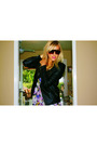 Black-urban-outfitters-jacket-purple-urban-outfitters-dress-black-forever-21