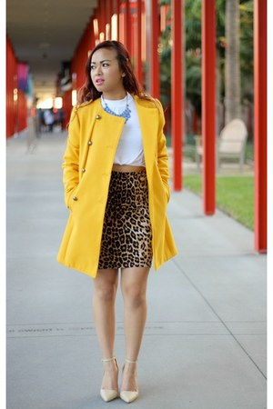 Nordstrom coat - skirt