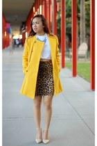 Nordstrom coat - skirt