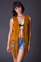 Vintage Summer of Love Vest
