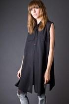 Black Telltale Hearts Vintage Dresses