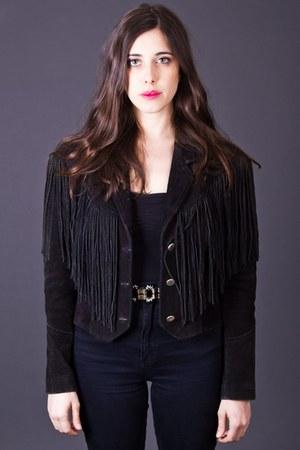 telltale hearts vintage jacket