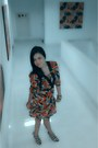 Colorful-arithalia-dress
