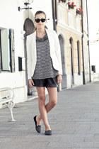 Zara blazer - Zara jumper