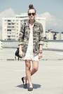 Bershka-dress-zara-jacket