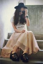 Choies sunglasses - Frontrowshop t-shirt