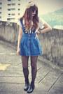 Leather-boots-round-sunglasses-udobuy-t-shirt-denim-shopgipsypixie-skirt