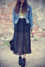 Denim-jacket-choies-bag-daisypotion-sunglasses-t-shirt-indresme-skirt