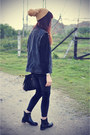 Leather-boots-sweater-leggings-vintage-denim-vest
