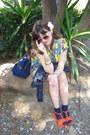 Zara-jacket-h-m-bag-ray-ban-sunglasses-zara-wedges-topshop-bodysuit