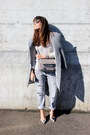 Heather-gray-grey-fur-long-sandro-coat-heather-gray-bluebridge-jeans