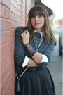 Gray-the-limited-blazer-black-genoveva-christoff-purse-black-handmade-skirt