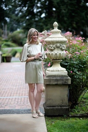 beige backless dress unknown dress